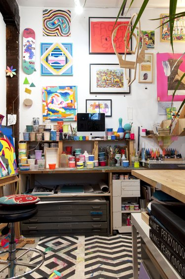 Mike Perry Studio