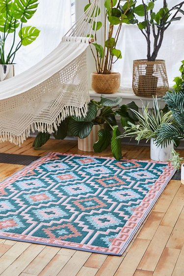 Urban Outfitters Reversible Indoor/Outdoor Mat, starting at $89