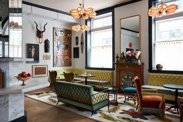 maison de la luz lounge