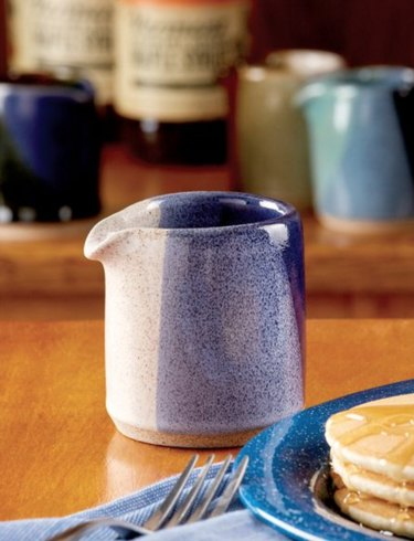 Maple syrup mini pitcher