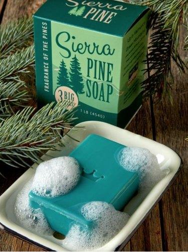 Sierra Pine Soap