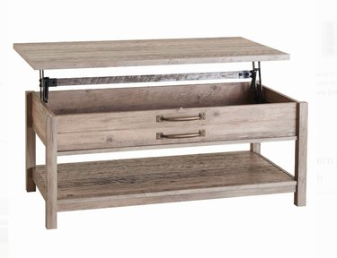 better homes and gardens coffee table