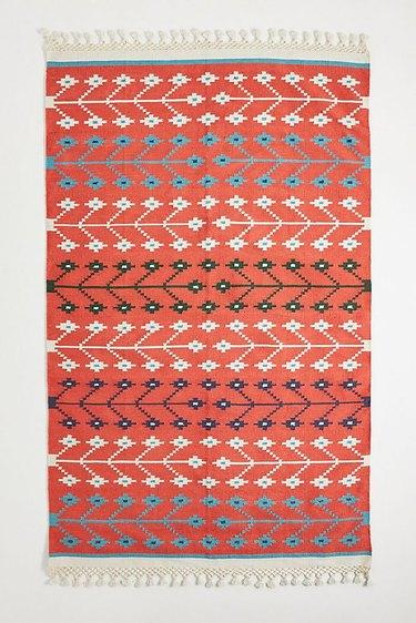anthropologie arina rug