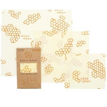 Bee's Wrap Eco-friendly Reusable Food Wraps