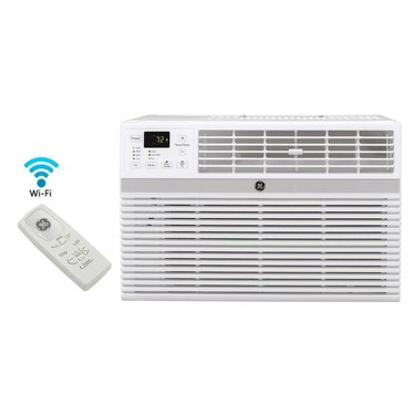 GE 8,000 BTU Smart Air Conditioner