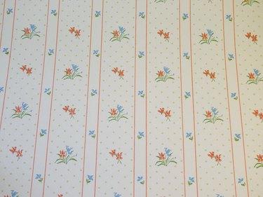 90s floral wallpaper
