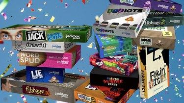 jackbox games party pack virtual zoom games