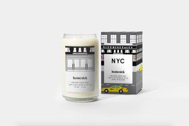 homesick nyc bloomingdales candle