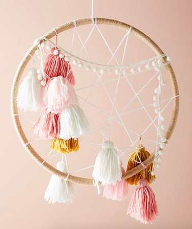 yarn dream catcher