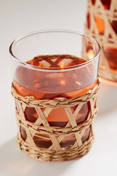 Urban Outfitters Woven Tumbler, $16