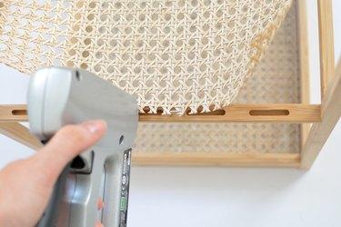 Nesna Bedside Table IKEA hack