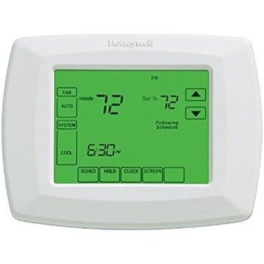 Honeywell touchscreen thermostat