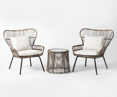 Opalhouse Three-Piece Patio Set, $270