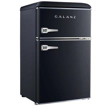 Galanz Retro Mini Fridge, $199.99