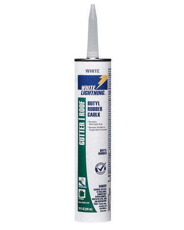 butyl rubber caulk