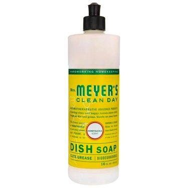 Mrs. Meyer's Clean Day Liquid Dish Soap in Honeysuckle