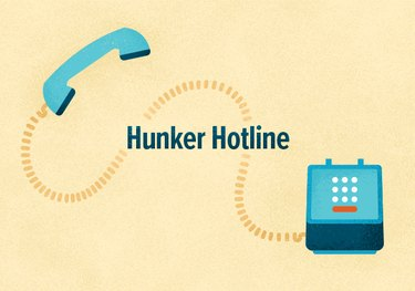 hunker hotline