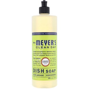 mrs meyers liquid dish soap