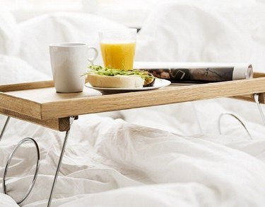 bed tray