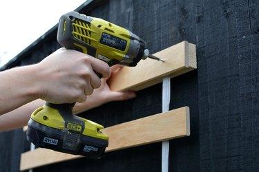 IKEA Hack: DIY Garden