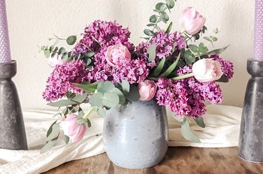 Arrange grocery store flowers like a pro
