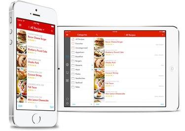 screenshot Paprika app