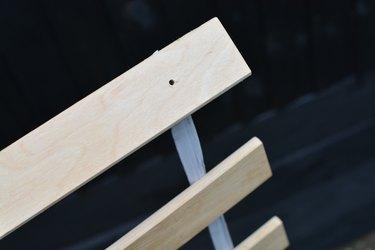 IKEA Hack: DIY Vertical Garden