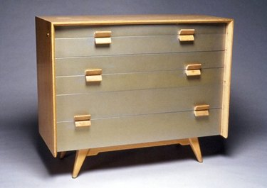 midcentury modern chest of drawers