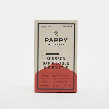 Pappy Van Winkle Bourbon Barrel Aged Brittle