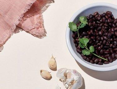 Easy Black Beans