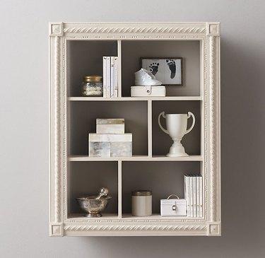 RH Baby and Child bookshelf