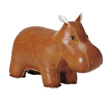 hippo bookend