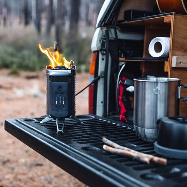 BioLite Wood Burning Stove System