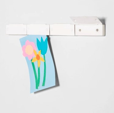 hinged picture hanger