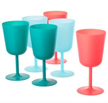 Utefest Wine Glasses (6 pack), $4.99