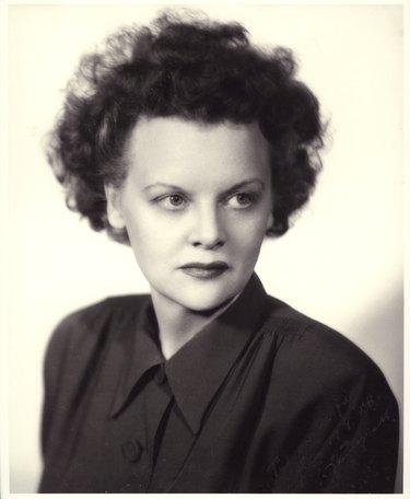 photograph of Greta Magnusson Grossman