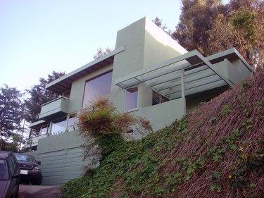 Rudolph M. Schindler's Droste House