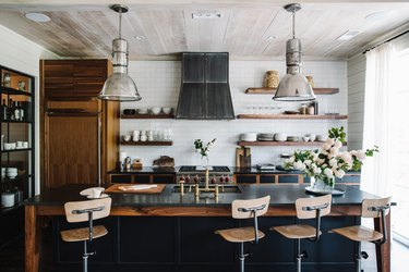 what is an industrial kitchen