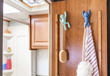 10 Brilliant RV Bathroom Organization and Storage Tips