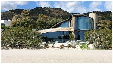 John Lautner's Segel House