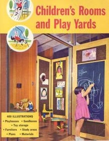 Guide to children's play spaces, c. 1960.