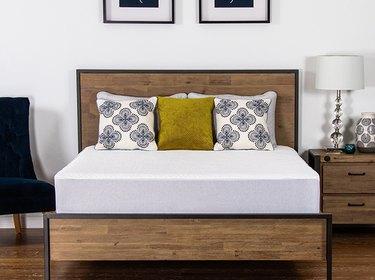Brooklyn Bedding Luxury Cooling Mattress Protector (Queen), $129