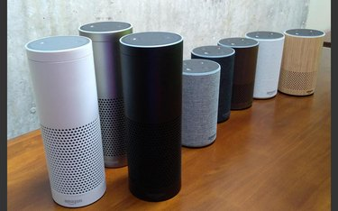 Amazon Echoes and Echo Pluses