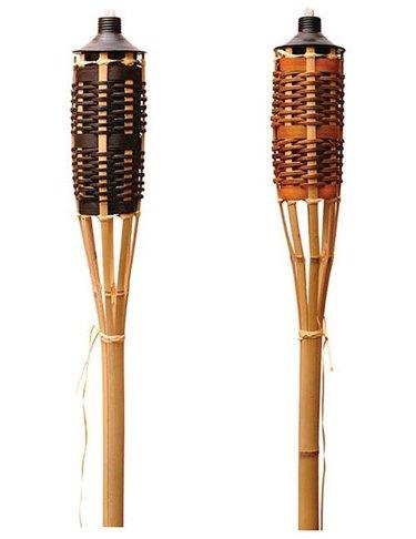 bamboo garden torch