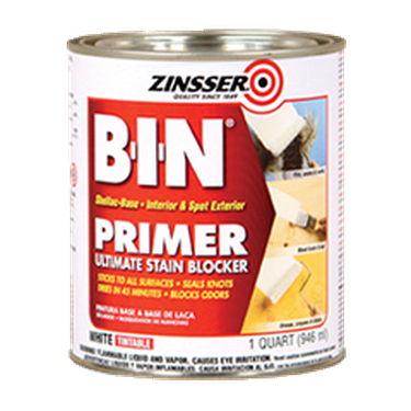Can of primer.
