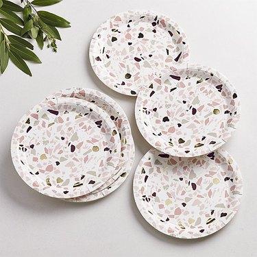 large paper plates