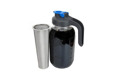County Line Kitchen Cold Brew Mason Jar Coffee Maker