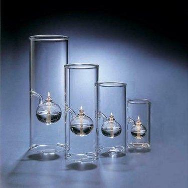 Classic Wolfard Oil Lamps
