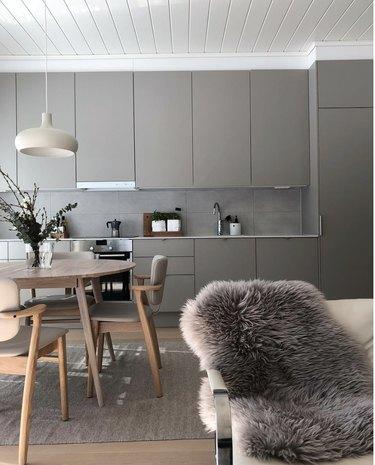 Finnish modern kitchen
