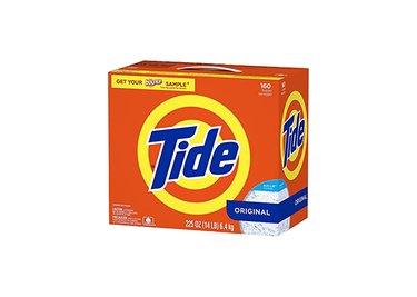 tide powder laundry detergent